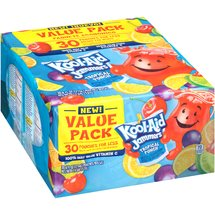 Kool-Aid Jammers Tropical Punch Flavored Drink