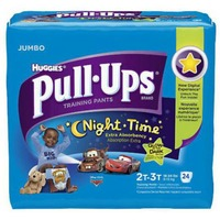 Pull Ups Night Time for Boys 2T-3T Training Pants
