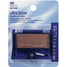 Maybelline Ultra-Brow Powder 20 Dark Brown