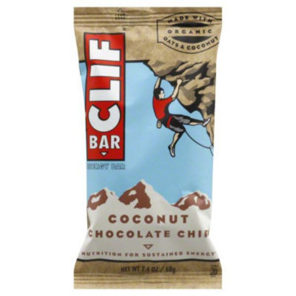 Clif Bar® Coconut Chocolate Chip Energy Bar