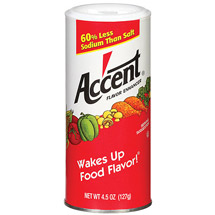 Accent All Natural Flavor Enhancer