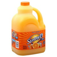 Sunny D Orange Tangy Original Citrus Punch