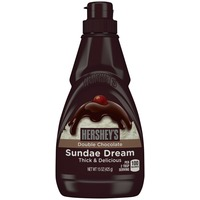 Hershey Double Chocolate Sundae Dream Syrup