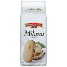 Pepperidge Farm Milano Mint Cookies