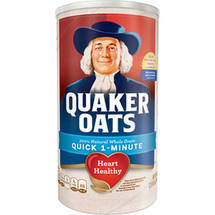 Quaker 100% Whole Grain Oatmeal