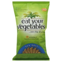 Good Health Eat Your Vegetables Chips Sea Salt