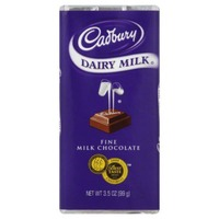 Cadbury Dairy Milk Milk Chocolate Candy Bar