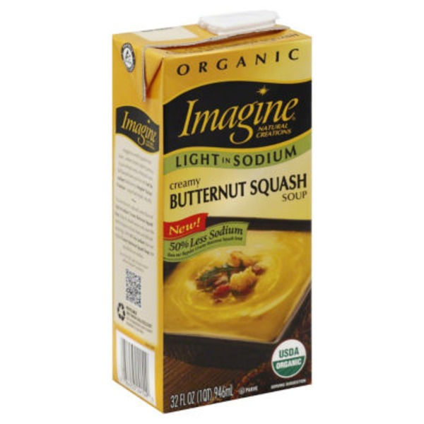 Imagine Foods Organic Soup Butternut Squash