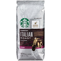 Starbucks Italian Roast Ground Coffee