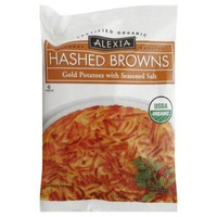 Alexia Organic Gold Potatoes with Seasoned Salt Hashed Browns