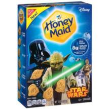 Nabisco Honey Maid Star Wars Honey Grahams