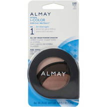 Almay Intense I-Color Everyday Neutrals All Day Wear Powder Eye Shadow For Blue Eyes