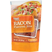 Great Value Imitation Bacon Bits