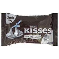 Kisses Milk Chocolate Candy
