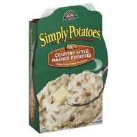Simply Potatoes Simply Skinny Sea Salt & Cracked Pepper Mashed Potatoes