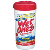 Wet Ones Antibacterial Fresh Scent Canisters