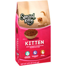 Special Kitty For Kittens Cat Food