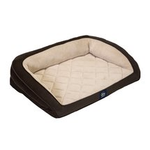 Serta Sertapedic Orthopedic Quilted Couch Bed