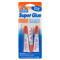Elmer's Super Glue - 3 CT