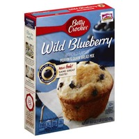 Betty Crocker Premium Muffin Mix & Quick Bread Mix Wild Blueberry