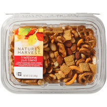 Nature's Harvest Traditional Pub Blend Snack Mix