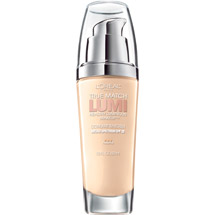 L'Oreal Paris True Match Lumi Healthy Luminous Makeup Soft Ivory Classic Ivory
