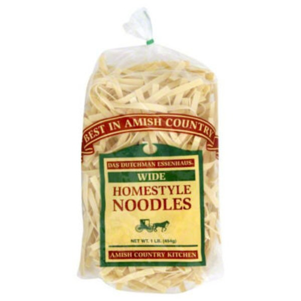 Essenhaus Noodles, Homestyle, Wide