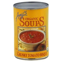 Amy's Tomato Bisque Soup, Organic, Chunky