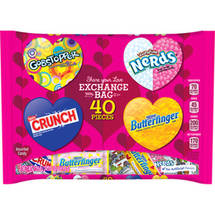 Nestle Exchange Bag Valentine's Candy