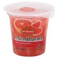 Fruit Naturals in Extra Light Syrup Red Grapefruit
