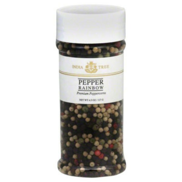India Tree Rainbow Peppercorns