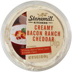 Stonemill Kitchens Creamy Bacon Ranch Cheddar Dip