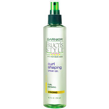 Garnier Fructis Style Curl Shaping Spray Gel
