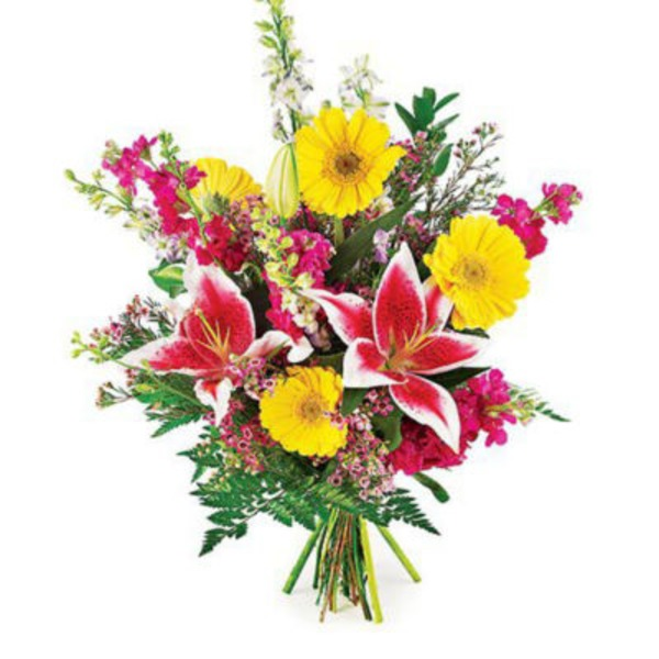 Floral Designer Brilliant Blooms