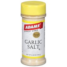 Adams Garlic Salt Spice
