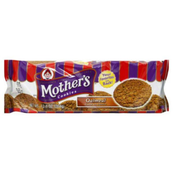 Mother's Oatmeal Cookies