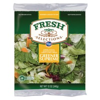 Kroger Fresh Selections Greener Supreme Salad