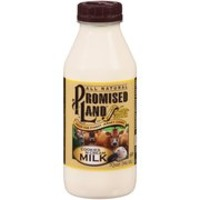 Promised Land Whipping Cream