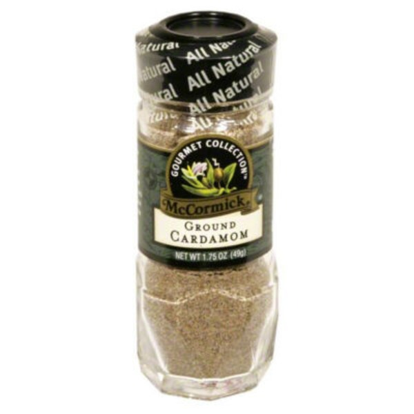 McCormick Gourmet Collection All Natural Ground Cardamom