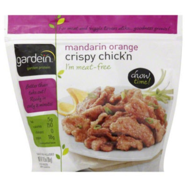 Gardein Mandarin Orange Crispy Chick'n