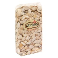 Austinuts Dry Roasted Salted Pumpkin Seeds
