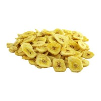 SunRidge Farms Organic Banana Chips, Bulk