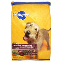 Pedigree Healthy Longevity Complete Nutrition Roasted Chicken, Rice & Vegetable Flavor Dog Food