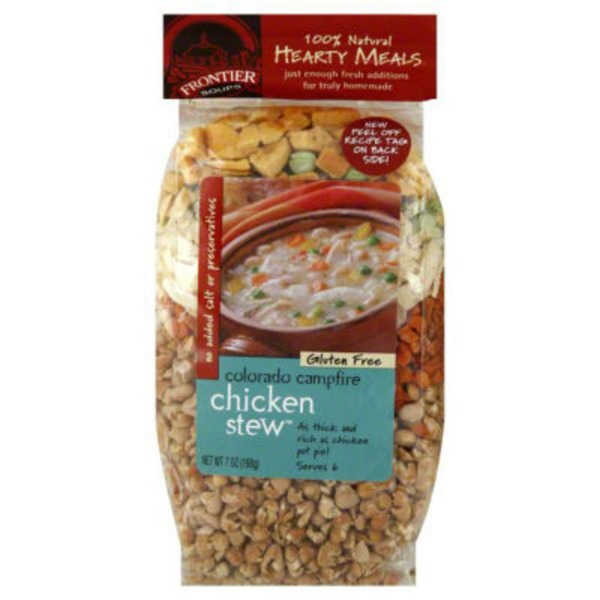 Frontier Colorado Campfire Chicken Stew Mix
