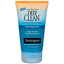 Neutrogena(R) Foaming Scrub Deep Clean(R)