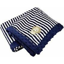 Child of Mine by Carter's Transportation 2-Ply Quilted Valboa Blanket