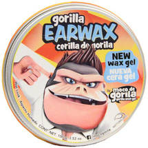 Gorilla Earwax Wet Look Hair Gel