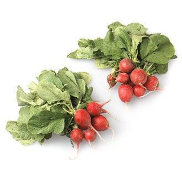 Organic Red Radish, Bunch