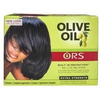 ORS Olive Oil Built-In Protection No-Lye Hair Relaxer Extra Strength
