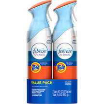 Febreze Air Effects Original Scent with Tide Air Refresher
